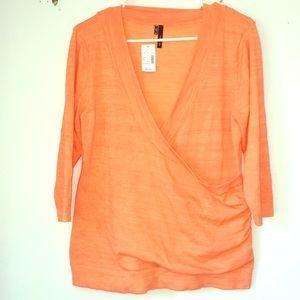 Maurices XL Orange Top